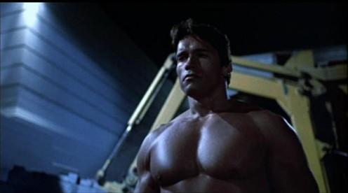 Arnold Schwarzenegger circa 1984