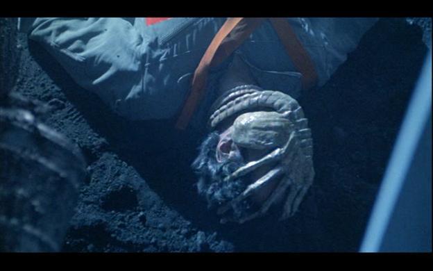 Issue of maternal desire in the film alien