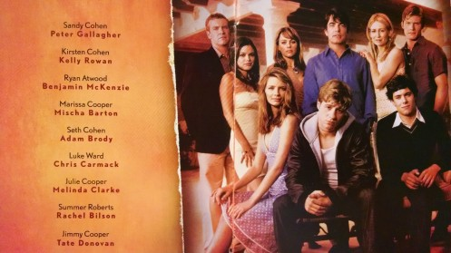 The O.C. Season One Cast Photo