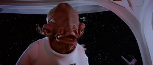 Admiral Ackbar It's A Trap