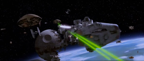 Space Battle of Endor