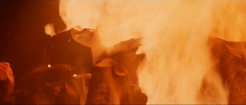 Vader Pyre Return of the Jedi
