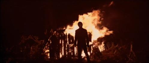 Luke Vader Funeral Pyre