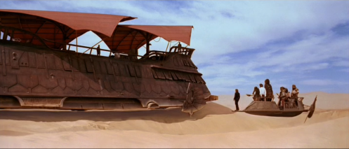 Jabba's Sail Barge