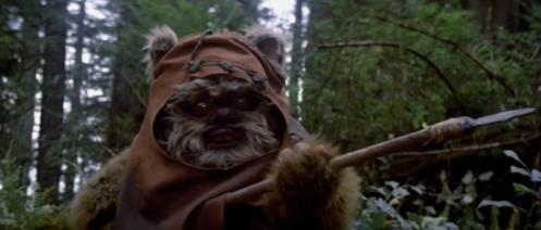 Wicket Ewok Return of the Jedi