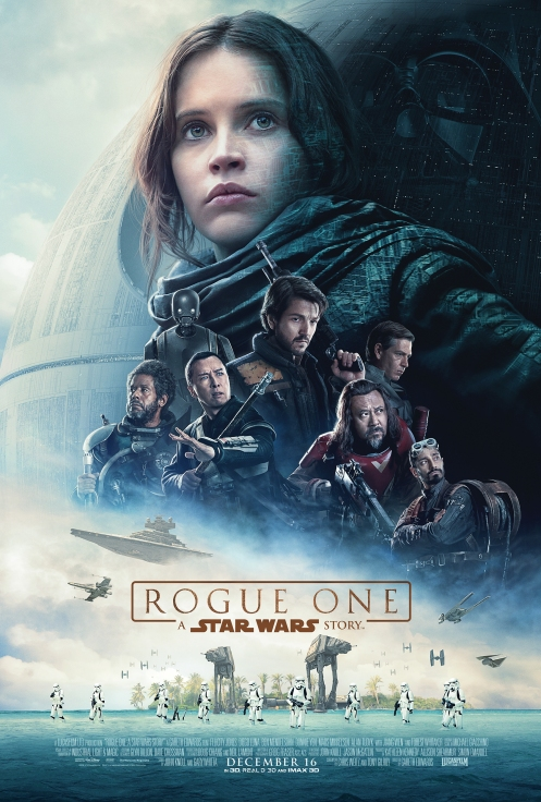 rogue one star wars story poster