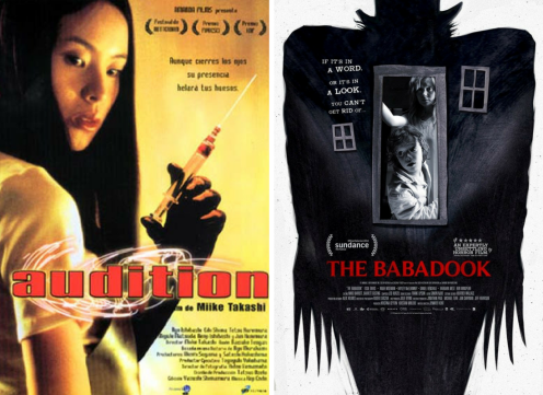 Audition/The Babadook