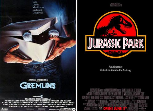 Gremlins/Jurassic Park