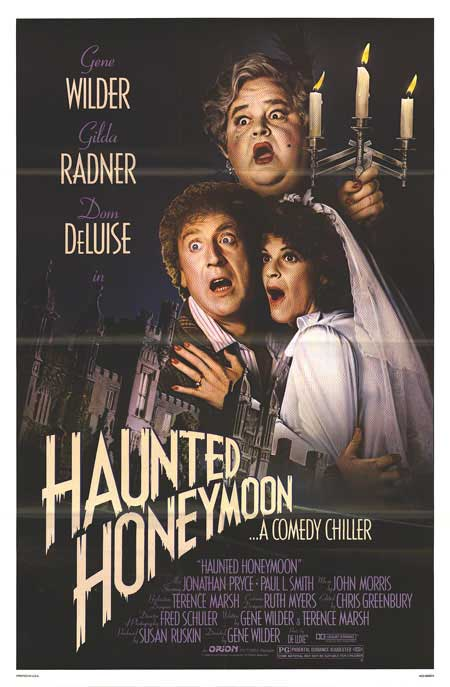 haunted honeymoon 1986