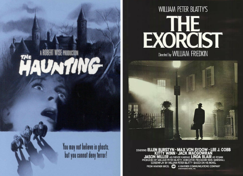 The Haunting/ The Exorcist