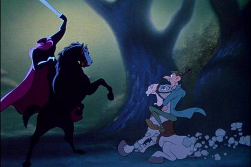 the legend of sleepy hollow 1949