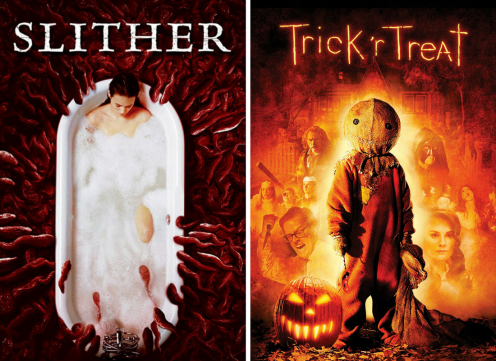slither 2006 / trick 'r treat 2007