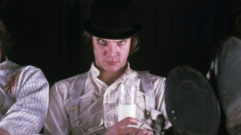Malcolm McDowell - A Clockwork Orange