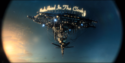 Head In The Clouds Altered Carbon