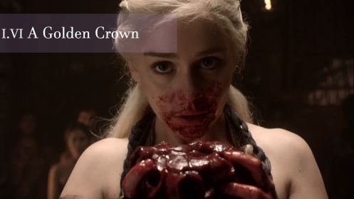 Game of Thrones, A Golden Crown, Daenerys