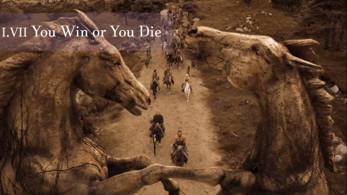 Game of Thrones, You Win or You Die, Vaes Dothrak