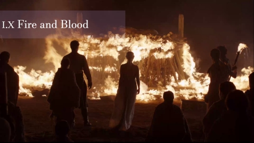 Game of Thrones, Fire and Blood, Daenerys, Jorah