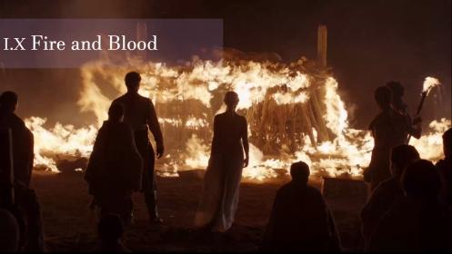 Game of Thrones, Fire and Blood, Daenerys, Jorah