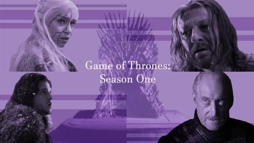 GoT Season 1 Review Episode Rankings