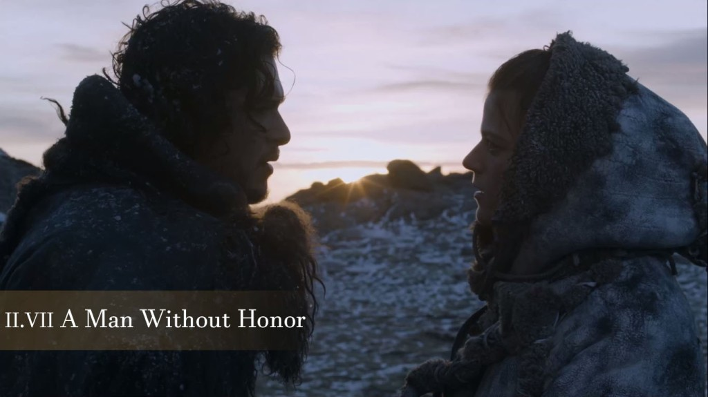 A Man Without Honor