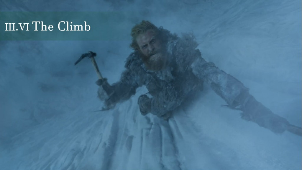 The Climb Episode Game of Thrones