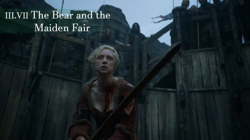 The Bear and the Maiden Fair Episode
