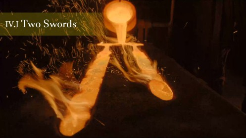 Two Swords Episode
