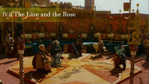 The Lion and the Rose Episode