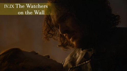 The Watchers on the Wall Episode