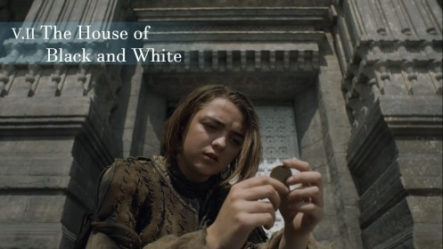 The House of Black and White Episode