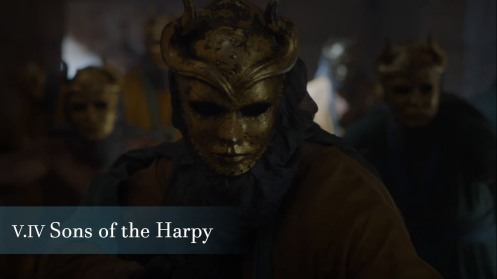 Sons Of The Harpy Episode