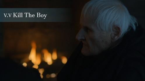 Kill the Boy Episode