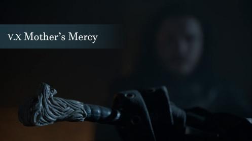 Mother's Mercy Episode