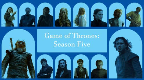Game of Thrones Season 5 Review and Episode Scores