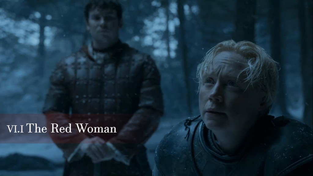 The Red Woman Episode