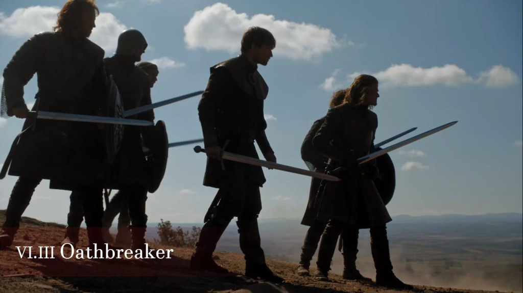Oathbreaker Episode Game of Thrones