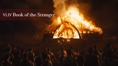 Book of the Stranger Episode Game of Thrones