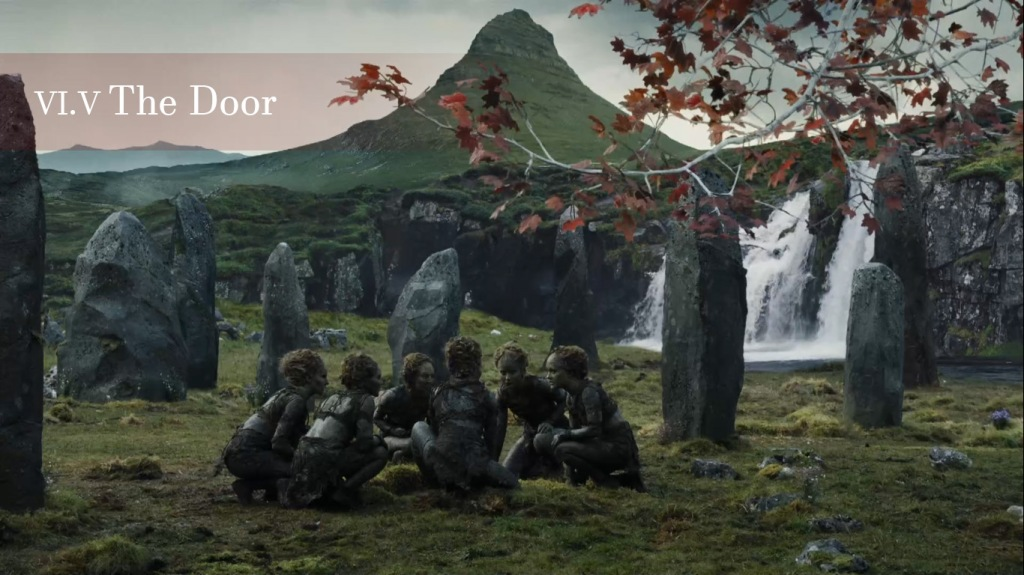 The Door Episode Game of Thrones