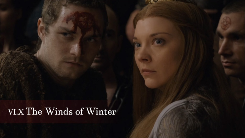 The Winds of Winter Episode Game of Thrones