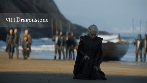 Dragonstone Episode Game of Thrones