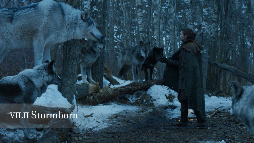 Stormborn Episode Game of Thrones