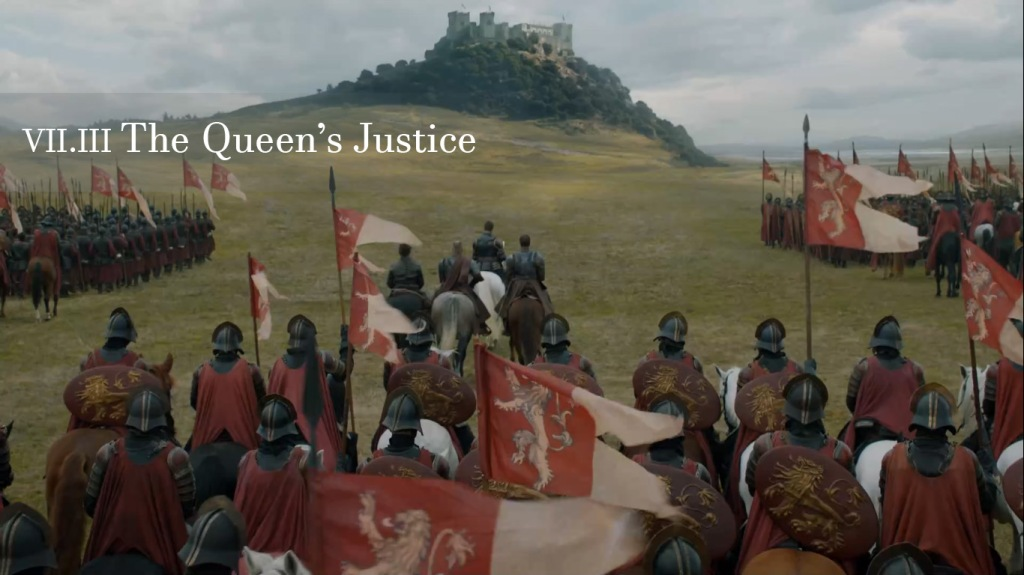 The Queen's Justice Episode Game of Thrones