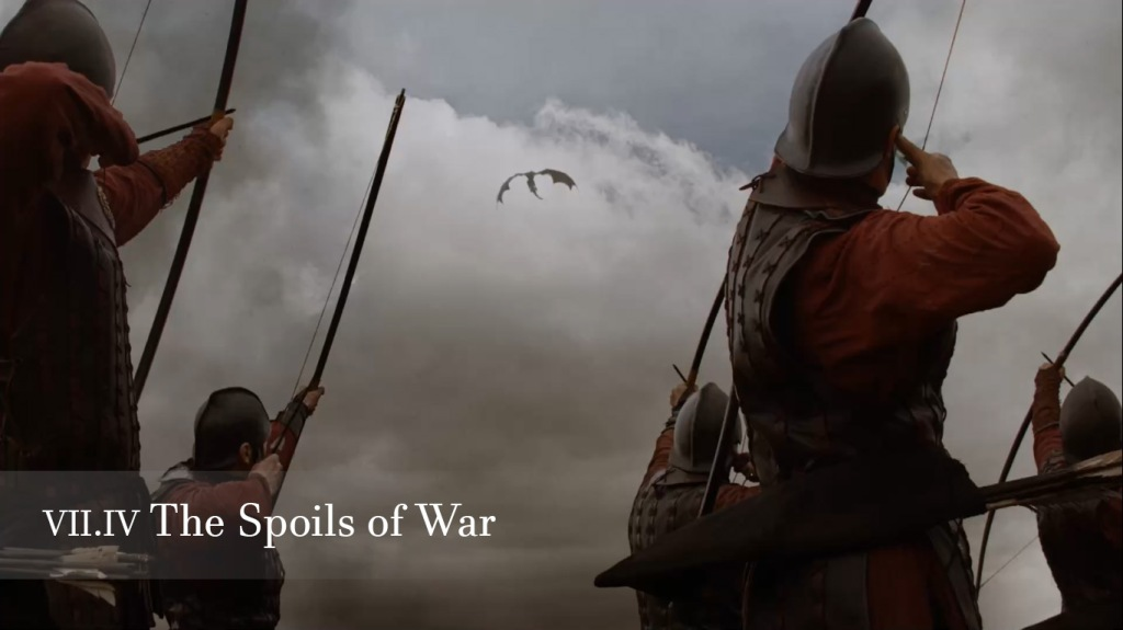 The Spoils of War Episode Game of Thrones