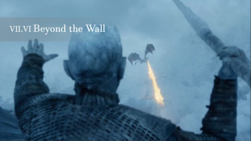 Beyond the Wall Episode Game of Thrones