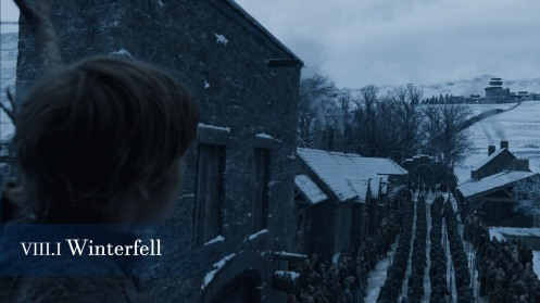 Winterfell Episode Game Of Thrones