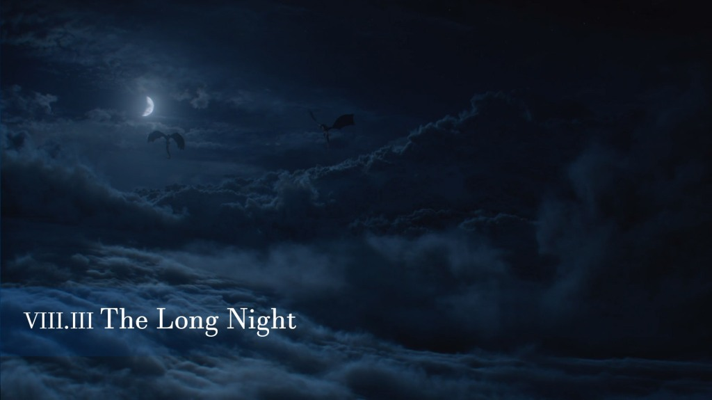 The Long Night Episode Game of Thrones