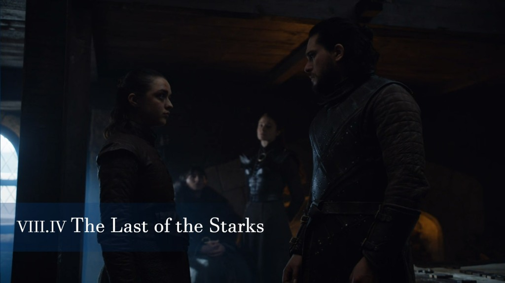 The Last of the Starks Episode Game of Thrones