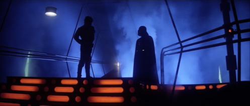 Luke Vader Showdown