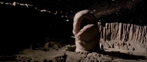 Giant Space Slug