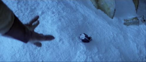 Luke Lightsaber Hoth Empire Strikes Back